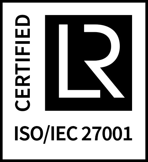Certifié ISO 27001  depuis 2017
