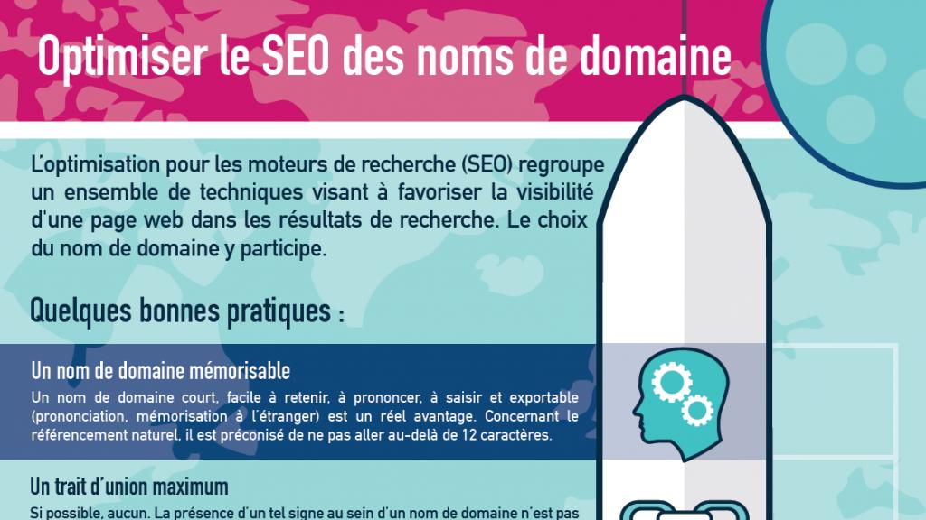 Optimiser le SEO des noms de domaine